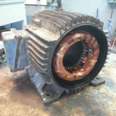 Περιέλιξη ηλεκτροκινητήρα 22kW