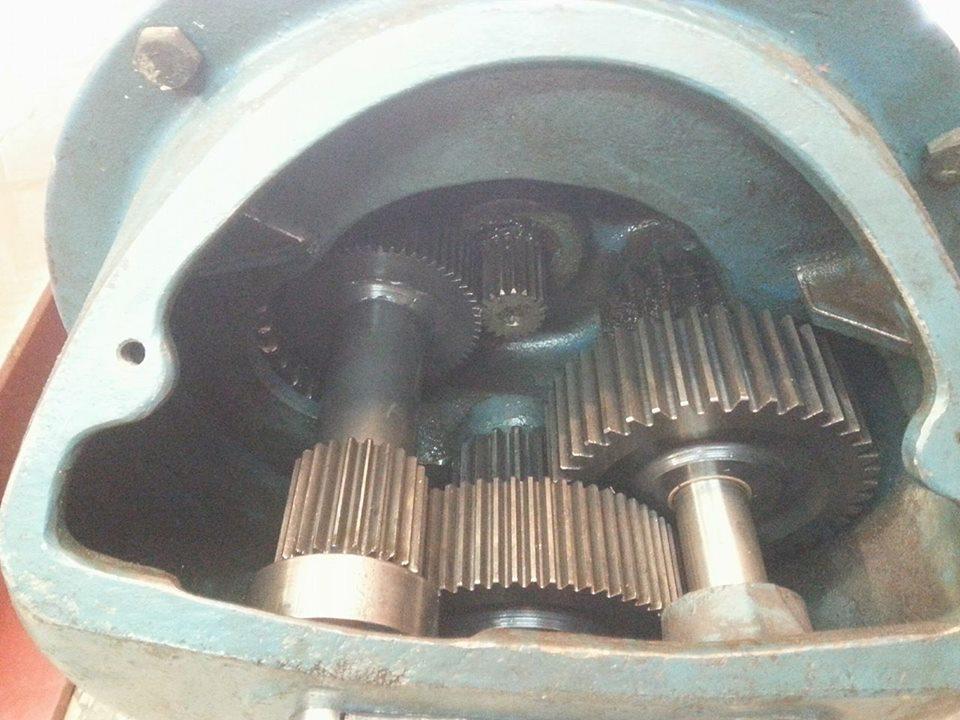 Επισκευή ανυψωτικού μηχανήματος